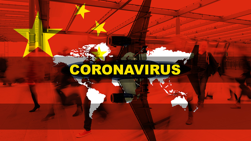 "China launches biological warfare agenda; covertly infiltrates Wuhan evacuation plane with ""Trojan horse"" carrier of the coronavirus to infect all passengers headed to Taiwan"